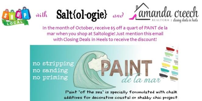 Chalk Paint Promo